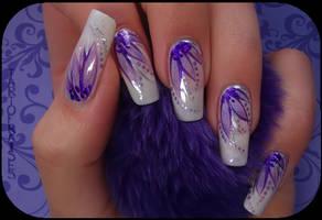 purple leaves 2 by Tartofraises