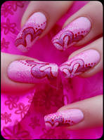 pink pink and always pink 2 by Tartofraises