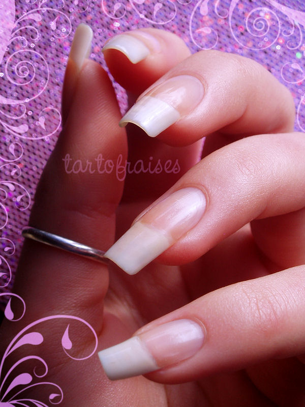 my natural nails by Tartofraises