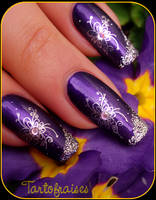 konad purple 2 by Tartofraises