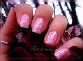 cherry blossom by Tartofraises