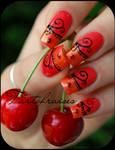 salsa nails