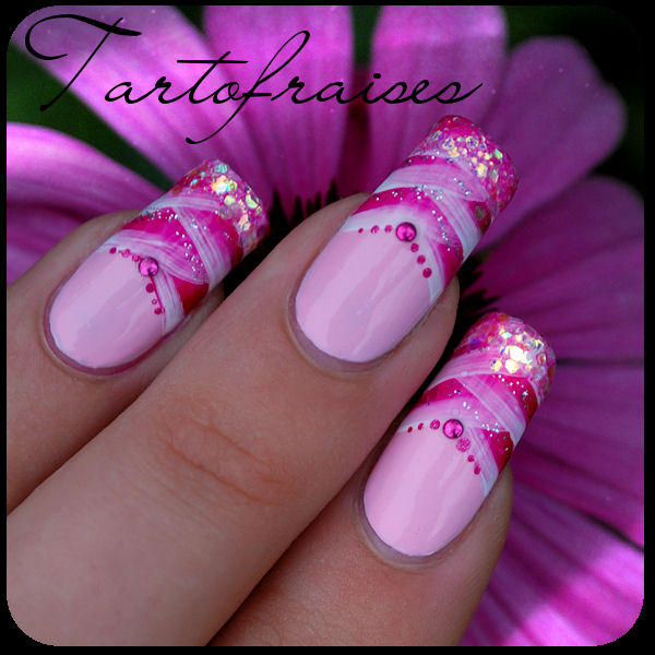 Girly Nail Art: Girly 2 By Tartofraises On DeviantArt