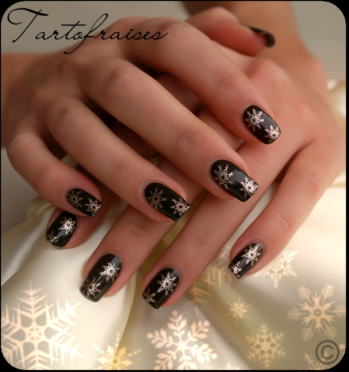 snowflakes by Tartofraises on DeviantArt