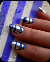 Sailor stripes by Tartofraises