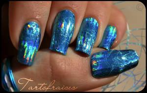 nail foil by Tartofraises