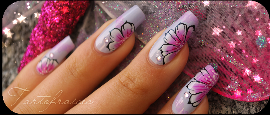 Très Nail Art favourites by Judea1 on DeviantArt TD33
