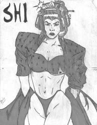 Shi by slizzie
