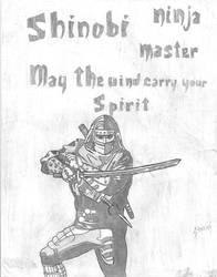 Shinobi sketch by slizzie