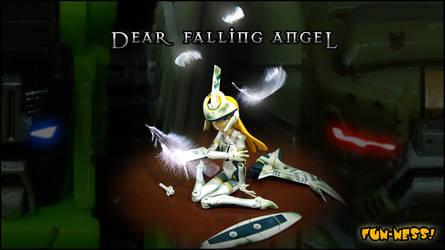 Dear Falling Angel by DilaZirK