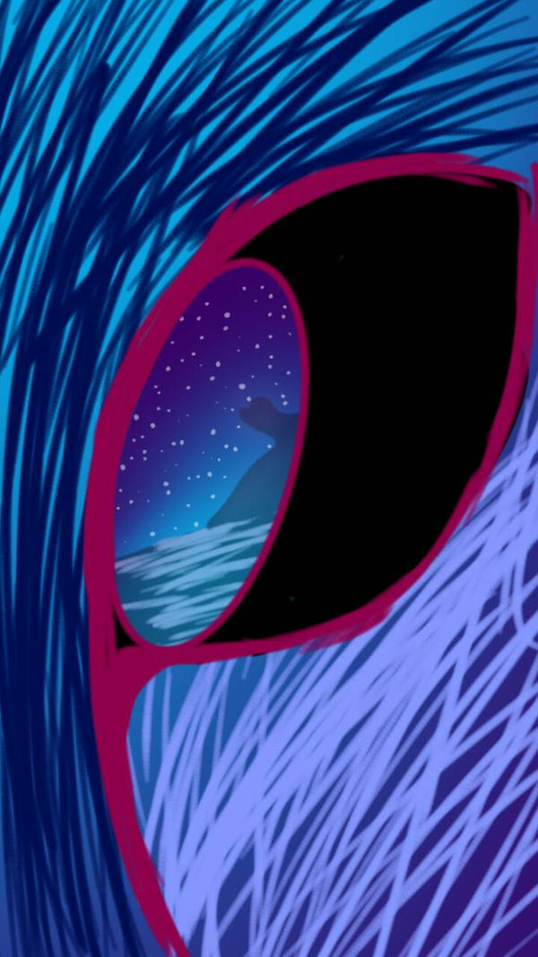 Fox Eyes 4 by Melonthemelon18