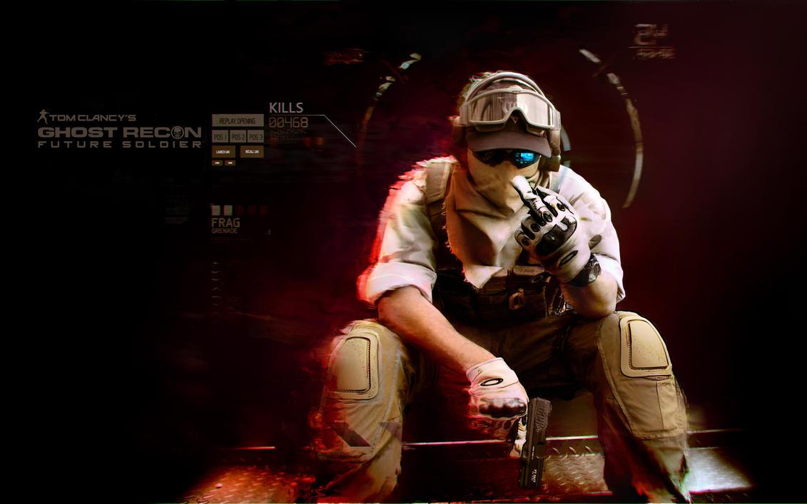 Ghsot Recon: Future Soldier by DarkApp