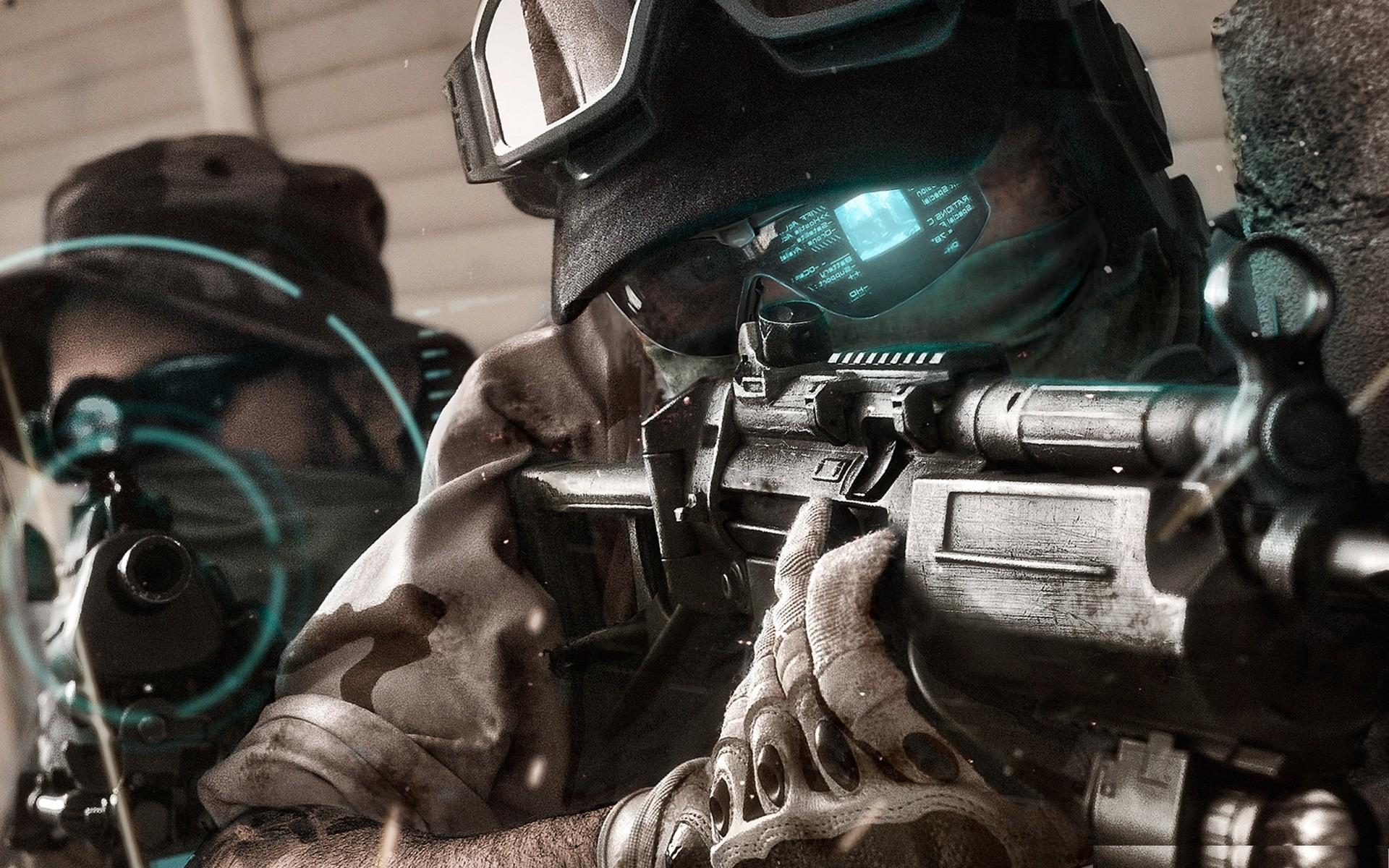 Kozak - Ghost Recon Future Soldier (CF2012) by Hangmen13 on DeviantArt