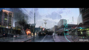 Ghost Recon Future Soldier Official Art #12