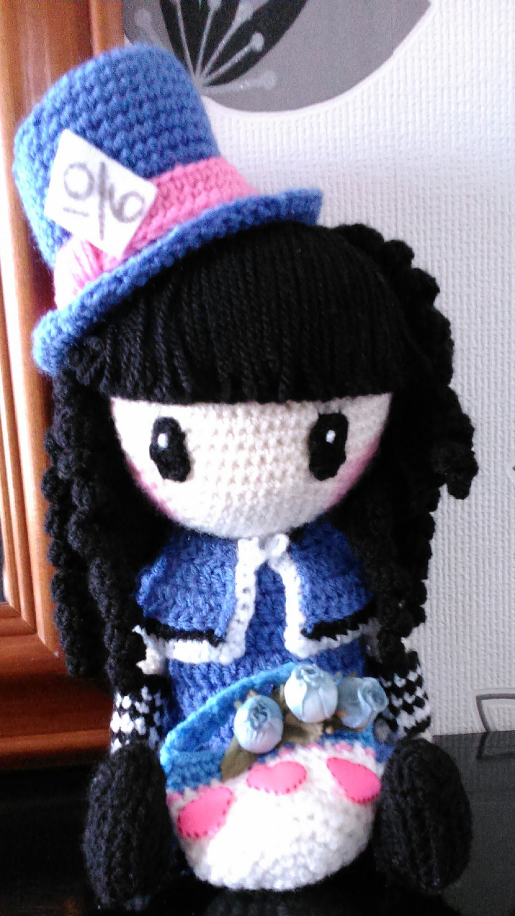 The Hatter, Gorjuss Amigurumi by Anaseed on DeviantArt