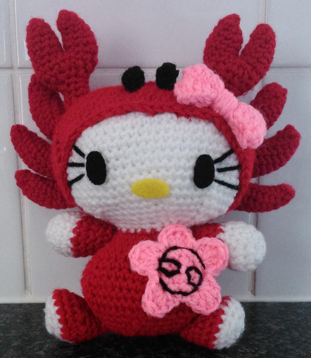Hello Kitty Zodiac Cancer Amigurumi by Anaseed on DeviantArt