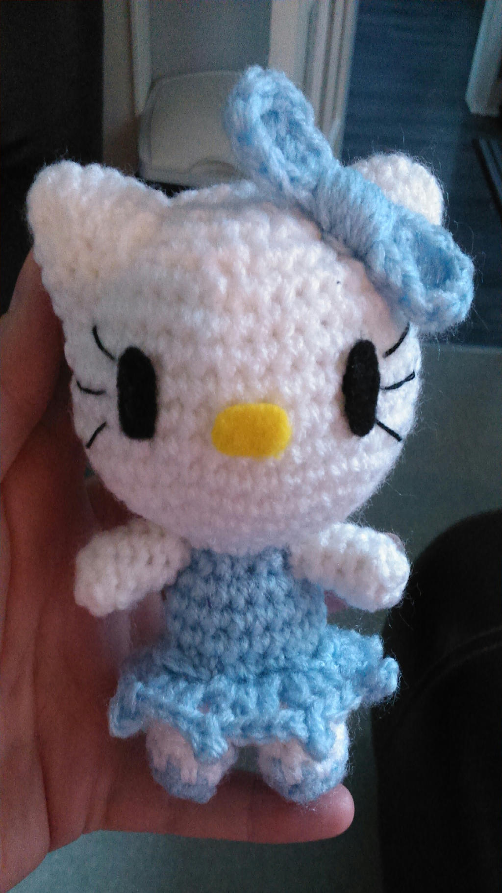 Hello Kitty (Free Amigurumi Patterns) | Hello kitty crochet ... | 1821x1024