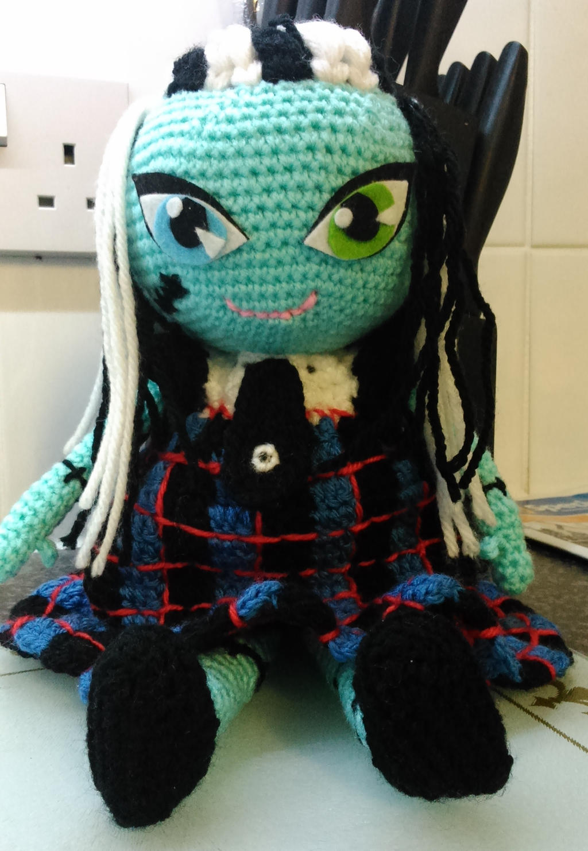 28 Best Monster High crochet patterns images | Monster high dolls ... | 1483x1024
