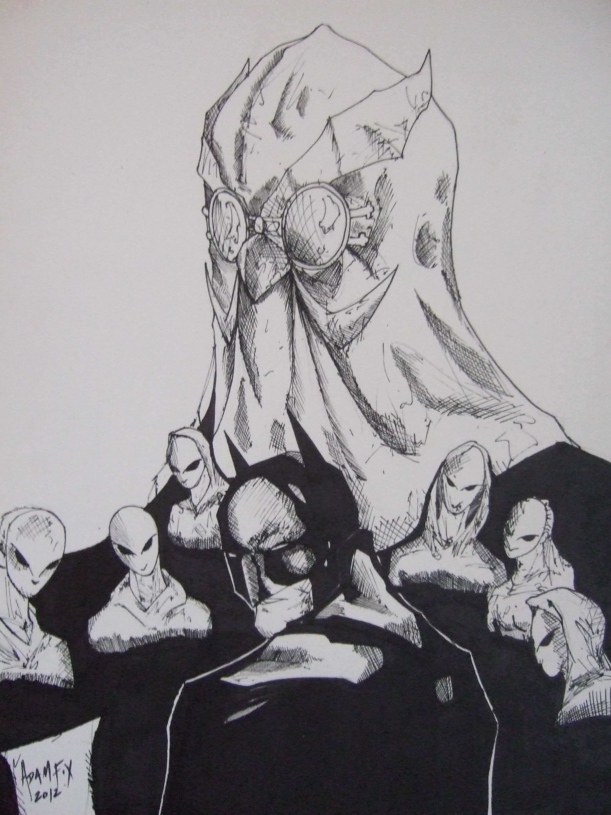 batman and the court of owls by asfixiate on deviantart