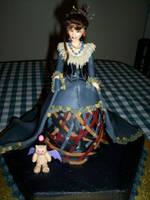 Lulu Final Fantasy X by youtakethecake