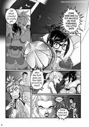 Portal Bug: A Mei's Adventure -  pag 4 by Ethevian
