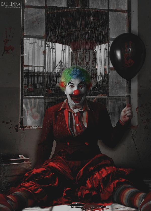 Killer Klown by Eaulinka