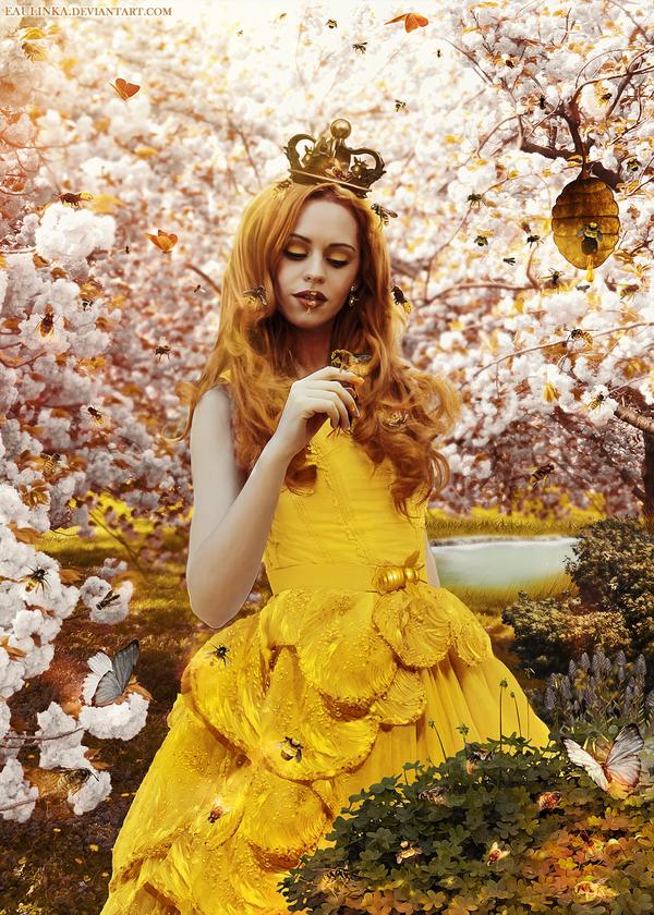 Queen Bee by Eaulinka