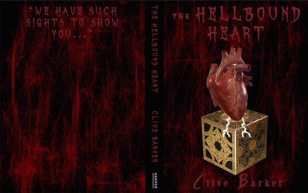 The Hellbound Heart by LoyalVampireKat16