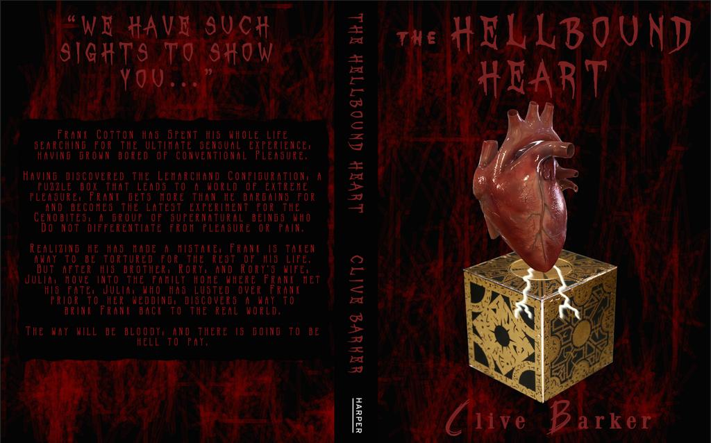 The Hellbound Heart v2 by LoyalVampireKat16