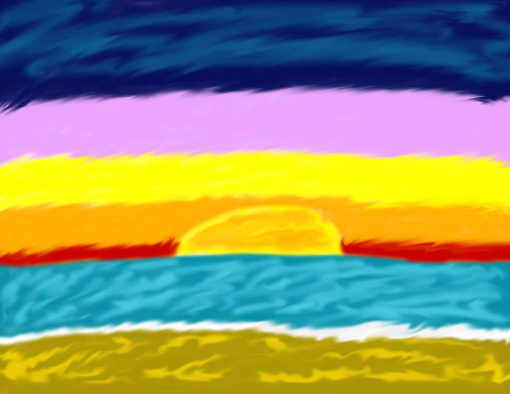 Sunset by LoyalVampireKat16