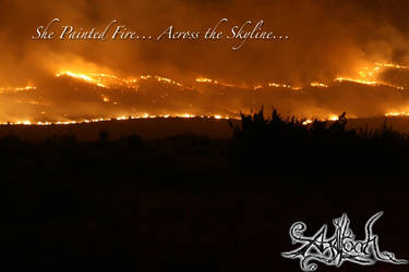 Agalloch: She Painted Fire
