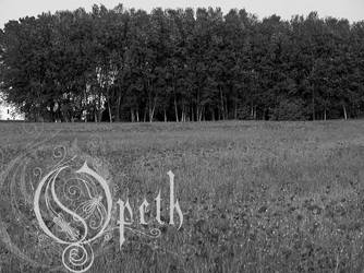 Opeth - Harlequin Forest