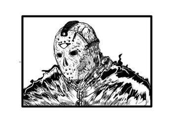 Jason from Friday the 13th