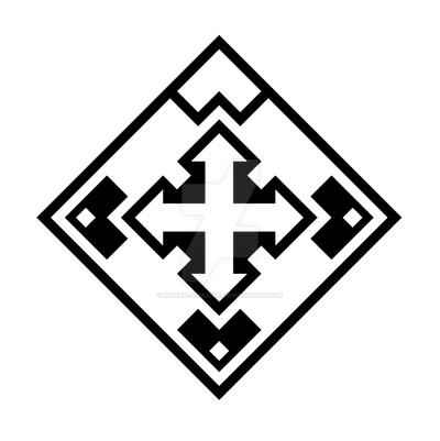 Santa Cruz city emblem by Kanar-Amazikh