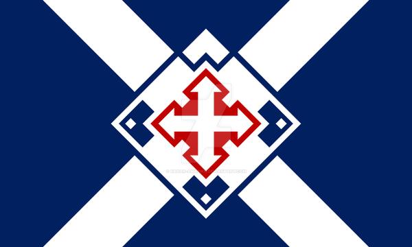 Santa Cruz city flag by Kanar-Amazikh
