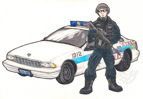 CPD S.T.A.R.S. ID.