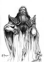 The Dwarf Wise by lordFelwynn
