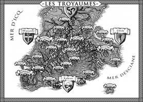 Three Kingdoms of Athtora by lordFelwynn