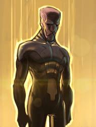 Some alien dude by lordFelwynn