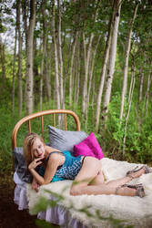 Forest Sleep by Lindz-Photography