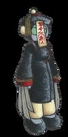The Jiang shi