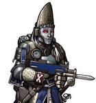 Battle Sister redesign