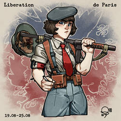 Paris Liberation