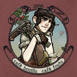 Chandelle Cafe Bouillu