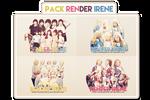 [280415] BIG PACK RENDER IRENE [ YUIN ]