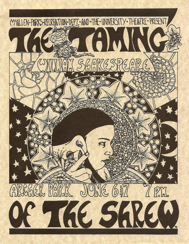 the taming of the shrew mistaken The first time i did the taming of the shrew,  it has a lot of fun with mistaken identities and disguises and pokes fun at pomposity, greed and vanity.
