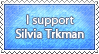 I support Silvia Trkman by clotus