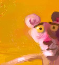 Pink Panther by clotus