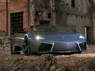 Lamborghini, Reventon by xdumbassx