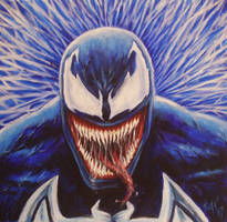Venom acrylic